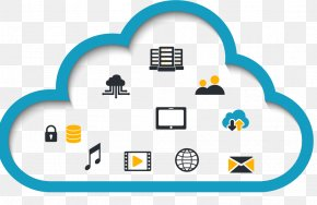 Cloud Computing - Cloud Computing Managed Services Management Over-the-top Media Services PNG