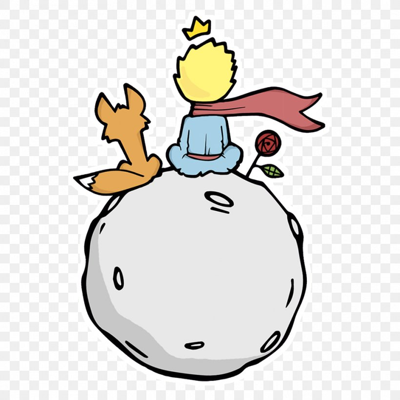 The Little Prince Drawing O Pequeno Principe Para Colorir Art Png