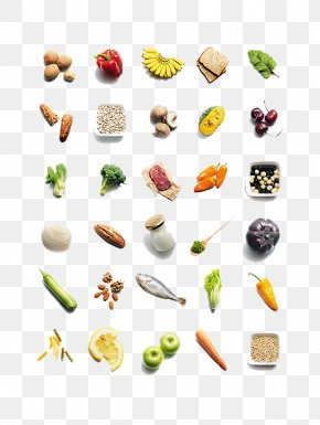 Kitchen Supplies A Variety Of Fruits And Vegetables - Vegetable Fruit Auglis Cuisine PNG