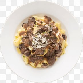 Goat - Pappardelle Goat Cheese Vegetarian Cuisine Taglierini Recipe PNG