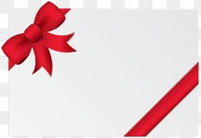 Card With Ribbon Clip Art Image - Royalty-free Stock Photography Illustration PNG