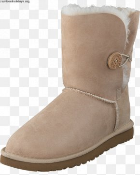 Ugg Boots - Snow Boot Shoe PNG