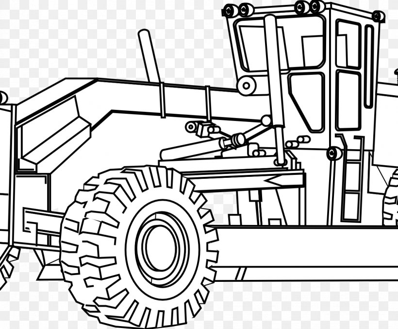 Big Boss Tractor Coloring Pages to Print | Free | Tractors |Farm | 677x820