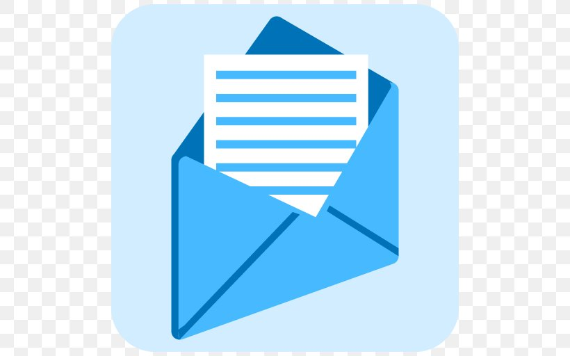 Email FastMail Icon Design, PNG, 512x512px, Email, Area, Blue, Brand, Com Download Free