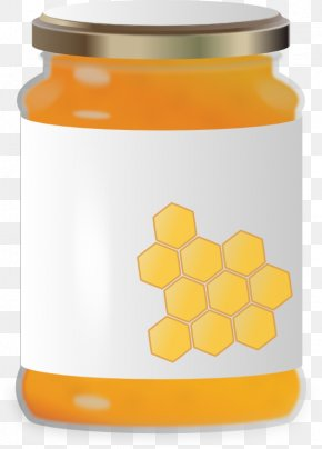Honey Jar Clip Art - Honey Jar Clip Art PNG
