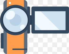 Digital Camera Home Camera - Video Camera Icon PNG