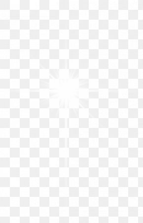 Star - Black And White Point Angle Pattern PNG