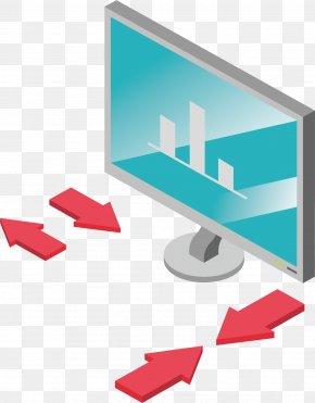 Business Desktop Computer - Desktop Computer Download PNG