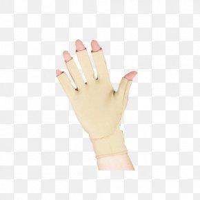 Arthritis - Glove Hand Model Finger Thumb PNG