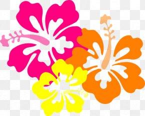 Hawaiian Cliparts - Cuisine Of Hawaii Flower Clip Art PNG