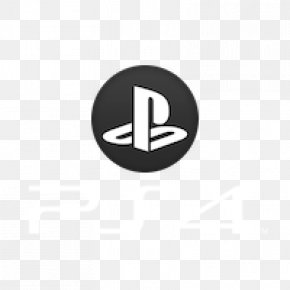 PlayStation 4 Logo Video Game Consoles Trademark PNG
