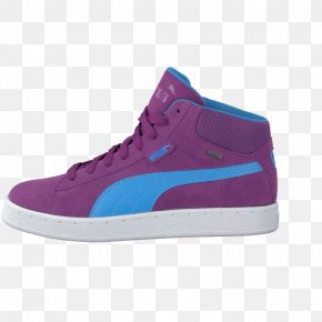 Skate Shoe Sports Shoes Puma Leather Suede, PNG, 705x705px