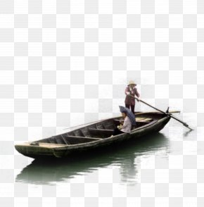 Wooden Boat - Boat Watercraft PNG