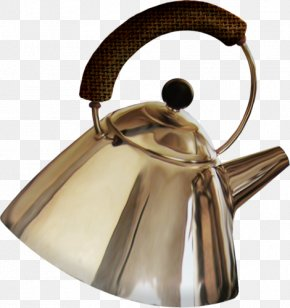 Kettle - Kettle Teapot Metal Teacup Chinoiserie PNG