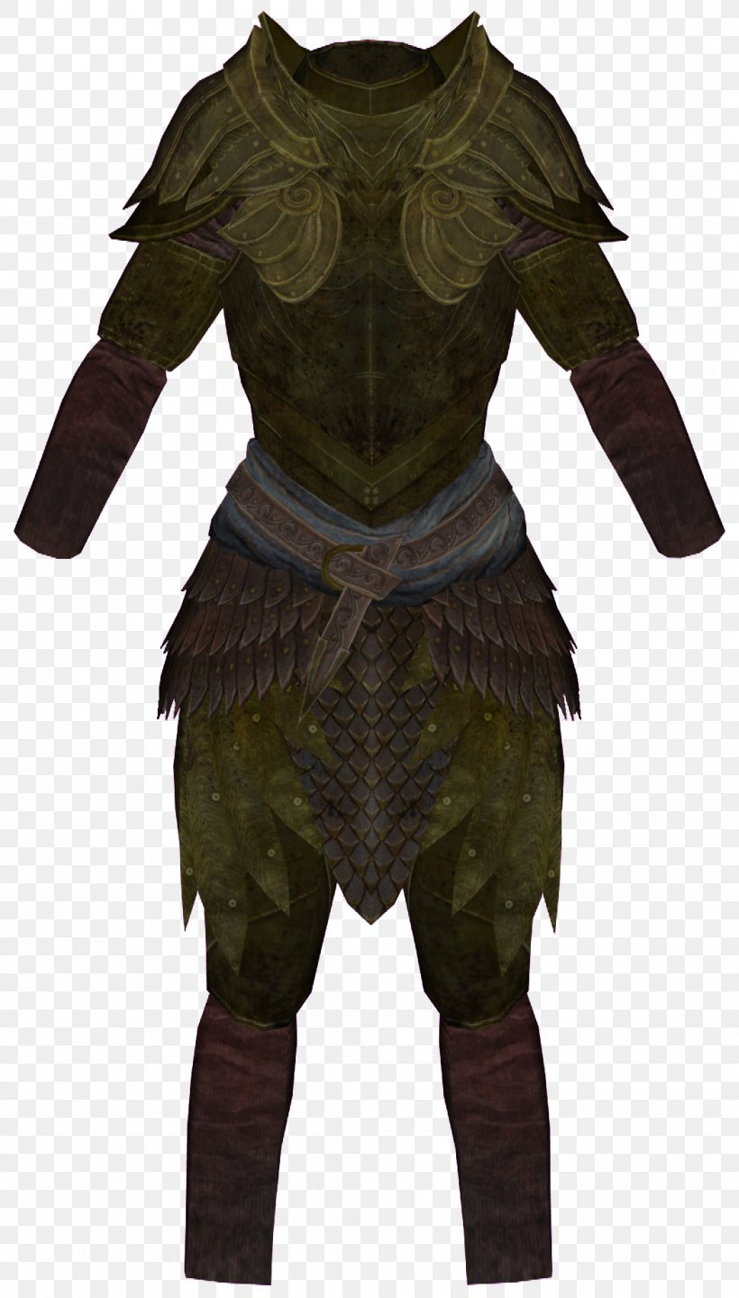 The Elder Scrolls V: Skyrim Armour Oblivion Elf The Elder Scrolls III: Morrowind, PNG, 1050x1844px, Elder Scrolls V Skyrim, Armour, Body Armor, Clothing, Costume Download Free