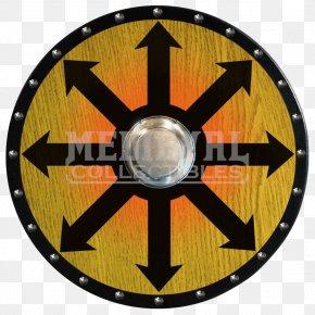 Shield - Viking Art Shield Berserker Warrior PNG