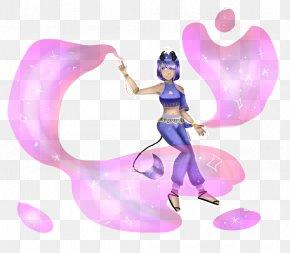 Dream Catcher - Purple Violet Pink Lilac Magenta PNG