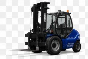 Baumaschinenverleih Forklift Tire Metric Ton MassStapler - BEYER-Mietservice KG PNG