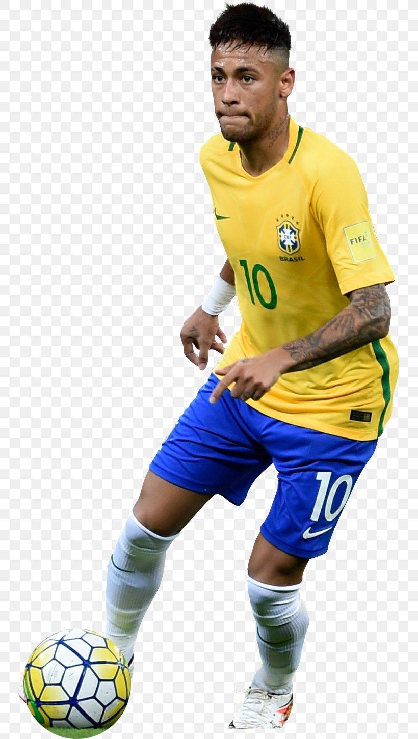 Neymar Brazil National Football Team Paris Saint-Germain F.C. Team Sport, PNG, 747x1451px, Neymar, Ball, Boy, Brazil, Brazil National Football Team Download Free