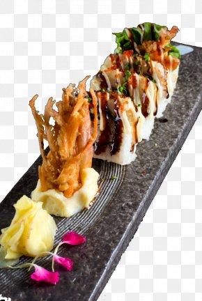 Princess Lee Sushi Roll - Japanese Cuisine Sushi Asian Cuisine Barbecue Churrasco PNG