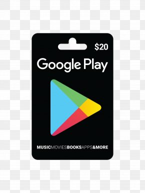 Gift Card - Gift Card Google Play Credit Card Android Kmart PNG