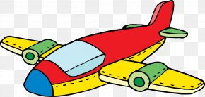Plane - Airplane Aircraft Flight Toy Clip Art PNG
