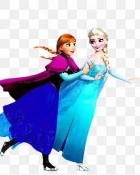 Elsa Anna - Elsa Kristoff Anna Olaf Walt Disney Pictures PNG