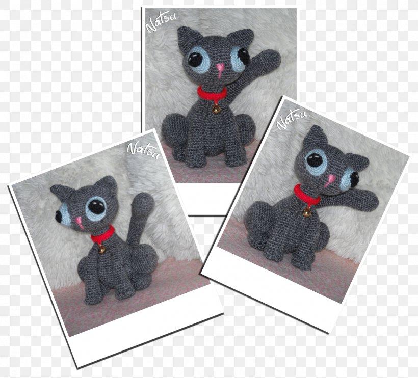 Black cat JiJi (reference, my own cat, amigurumi) : crochet | 742x820