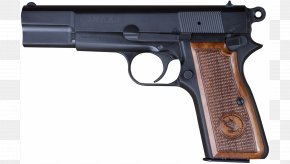 Weapon - Browning Hi-Power Firearm TİSAŞ 9×19mm Parabellum Pistol PNG