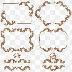 Design - Wedding Invitation Picture Frames Clip Art Ornament Vector Graphics PNG