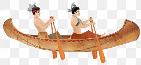 Canoe Art - Clip Art: Transportation Canoe Native Americans In The United States Boat PNG