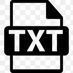 Public File - Text File Plain Text PNG