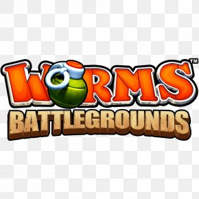 Battlegrounds - Worms Battlegrounds Worms Reloaded Logo Xbox One Game PNG