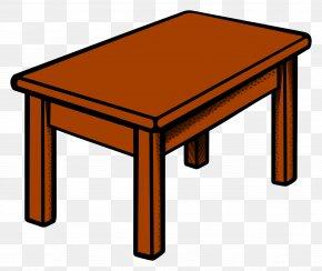 Table - Table Thumbnail Clip Art PNG