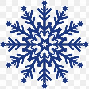 Snowflakes Blue - Winchester Gardens Maplewood Assisted Living Health Care Vaccine PNG