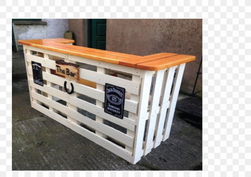 Pallet Bar Wood Stool House Png
