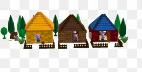 Pig - The Three Little Pigs LEGO Toy Domestic Pig PNG