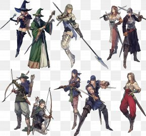 Arrow Bow - Tactics Ogre: Let Us Cling Together Final Fantasy XIV Pathfinder Roleplaying Game Zack Fair Video Game PNG