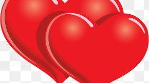 Valentine's Day - Valentine's Day Heart Download Clip Art PNG