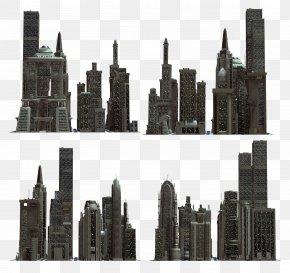 Building - Building Skyscraper PNG