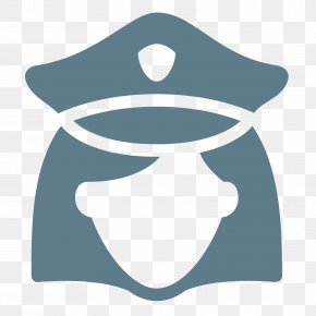 Policeman - Police Officer Badge Woman PNG
