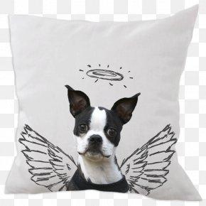 Pillow - Pug Pillow Dog Breed Pet Cat PNG