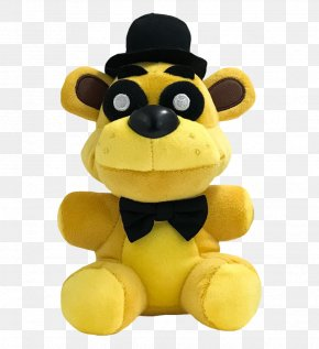 Stuffed Dog - Stuffed Animals & Cuddly Toys Plush Five Nights At Freddy's Funko PNG