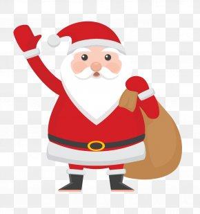 Santa Claus - Santa Claus Gift Christmas PNG