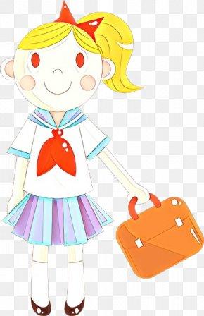 Fashion Illustration Child Art - Cartoon Clip Art Child Art Fashion Illustration PNG