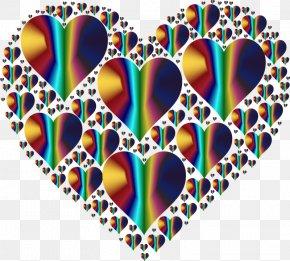 Heart - Heart Love Romance Clip Art PNG