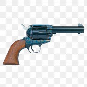Handgun - .22 Winchester Magnum Rimfire Colt Single Action Army .357 Magnum Revolver .45 Colt PNG
