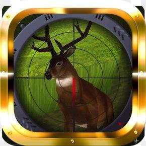 Deer - Deer Antler Cartoon Snout Wildlife PNG