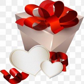 Valentine's Day - International Women's Day Valentine's Day Gift Clip Art PNG