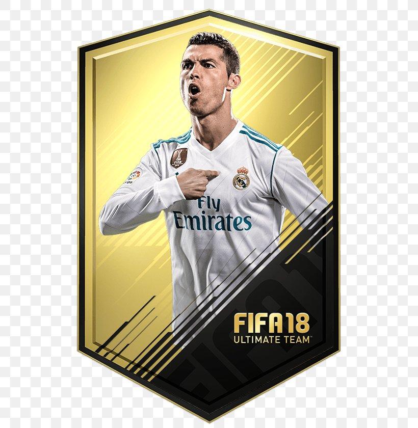 Cristiano Ronaldo FIFA 18 FIFA 15 FIFA 17 FIFA Mobile, PNG, 540x840px, Cristiano Ronaldo, Advertising, Brand, Ea Sports, Fifa Download Free